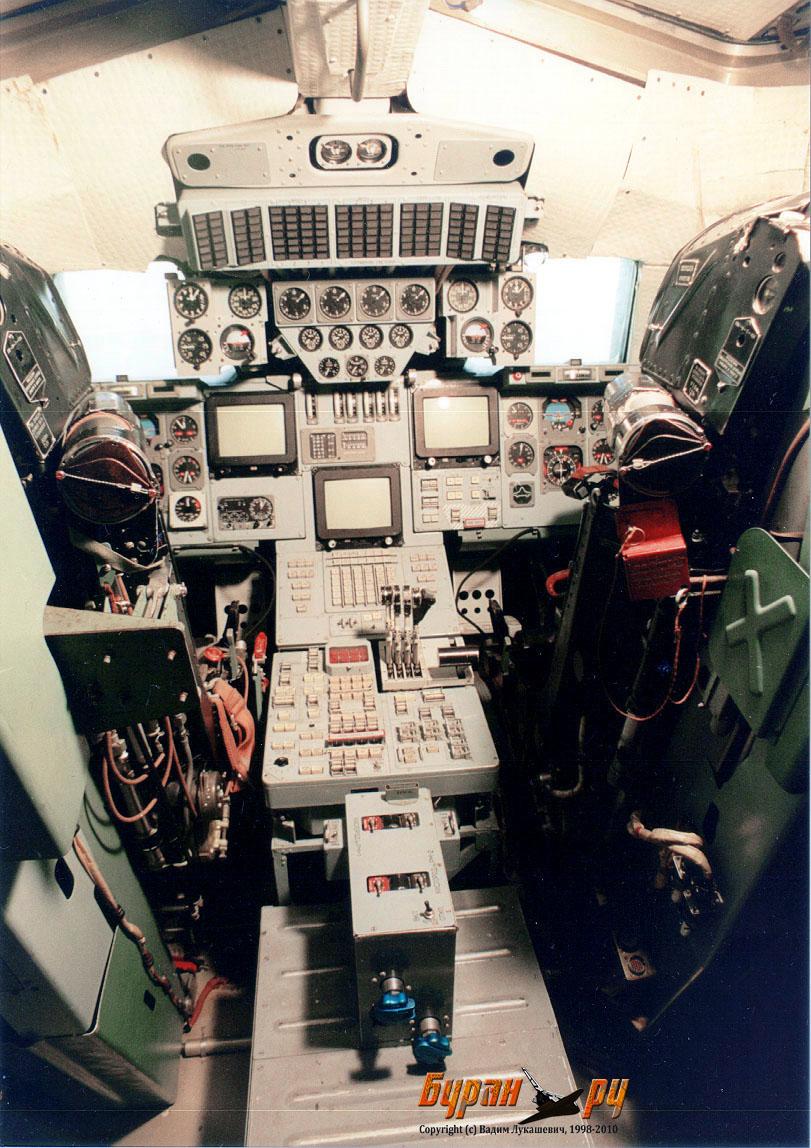前苏联暴风雪号航天飞机